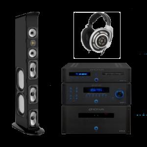 Audio et accessoires