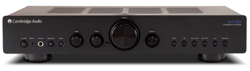 Cambridge Azur 350A Integrated Amplifier