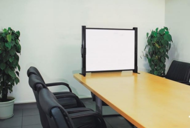 Ecran Portable Grandview U-Work Table Top