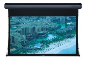 Ecran Grandview Integrated Tab-Tension Cinema