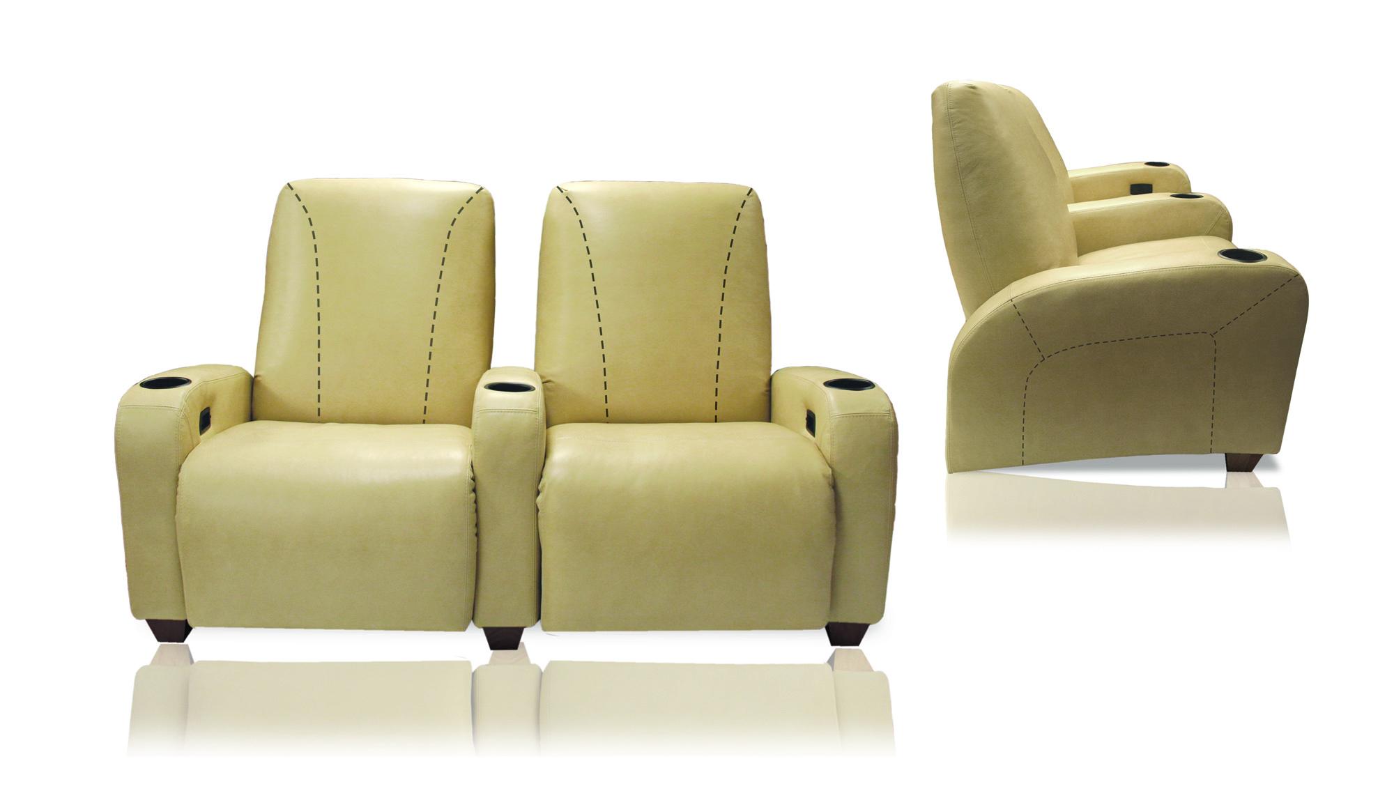 fauteuils cin ma maison jaymar 46555 qu bec acoustique canada. Black Bedroom Furniture Sets. Home Design Ideas