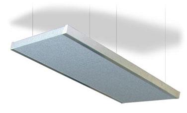 Panneaux acoustique pour plafond Primacoustic Stratus Broadband Ceiling Cloud