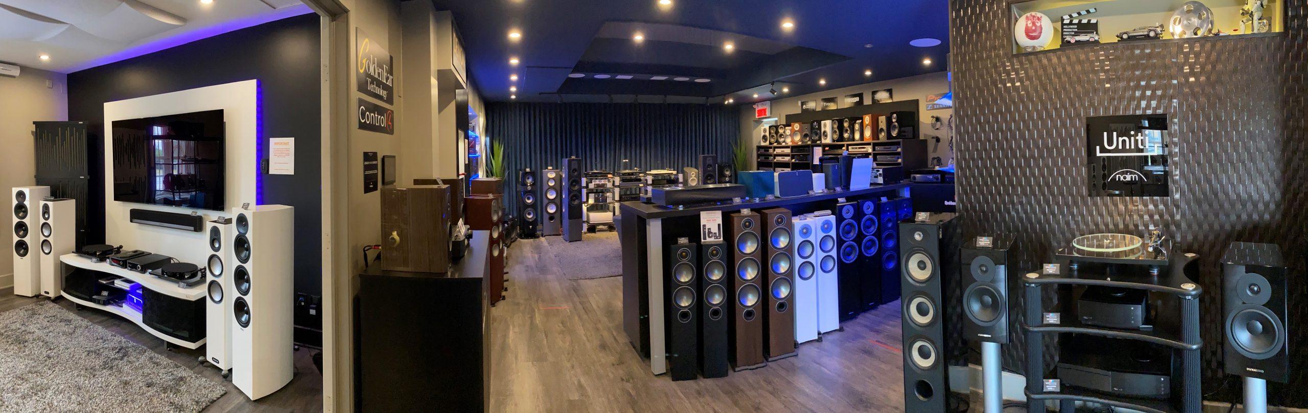 Quebec Acoustique Store