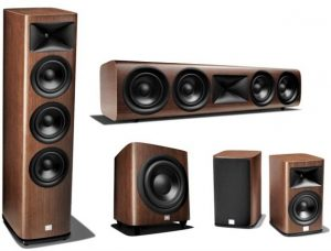 JBL Synthesis HDI Series